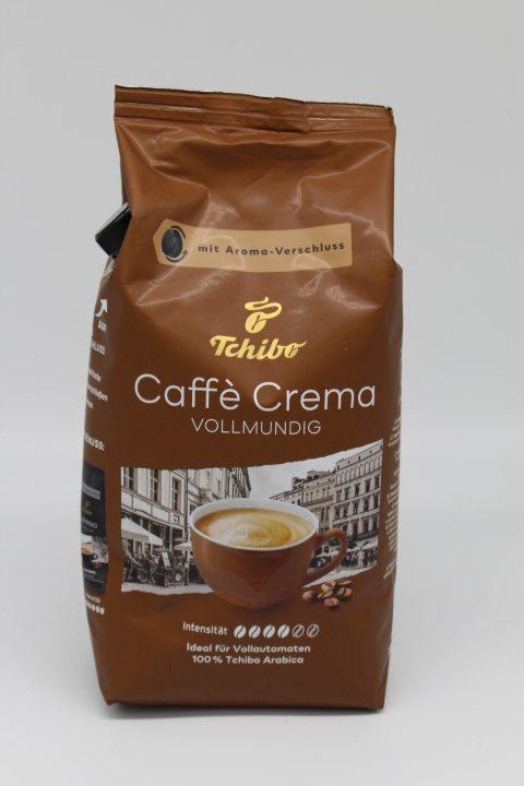 Tchibo Bohne Caffe Crema vollmundig 1kg 1
