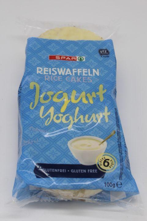 Spar Reiswaffeln Joghurt 1