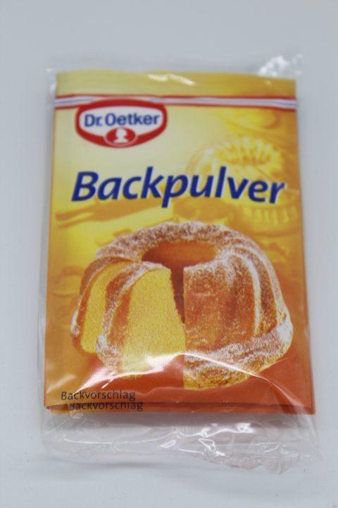 Oetker Backpulver 3er 1