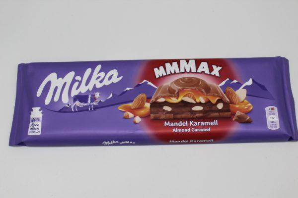 Milka Mandel Karamel 300g 1