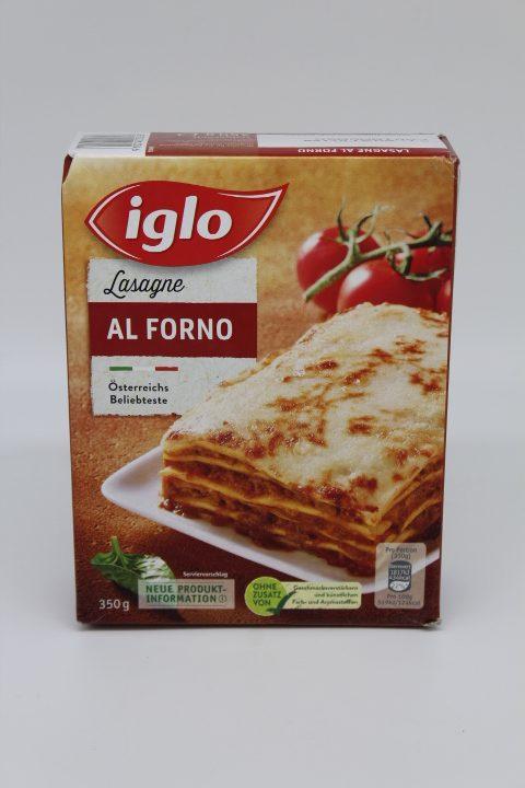 Iglo Lasagne al Forno 350g 1