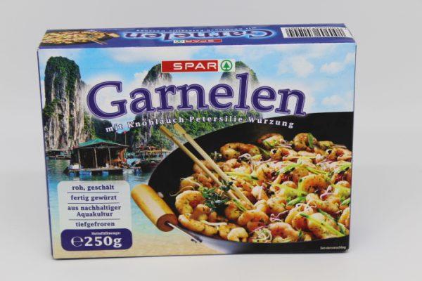Spar Garnelen Knoblauch Kräuter 1