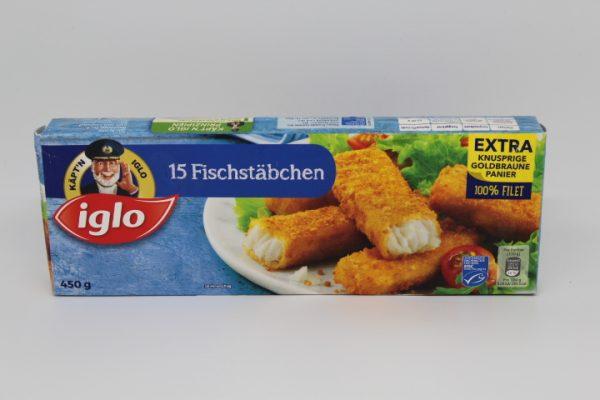Iglo Fischstäbchen 1