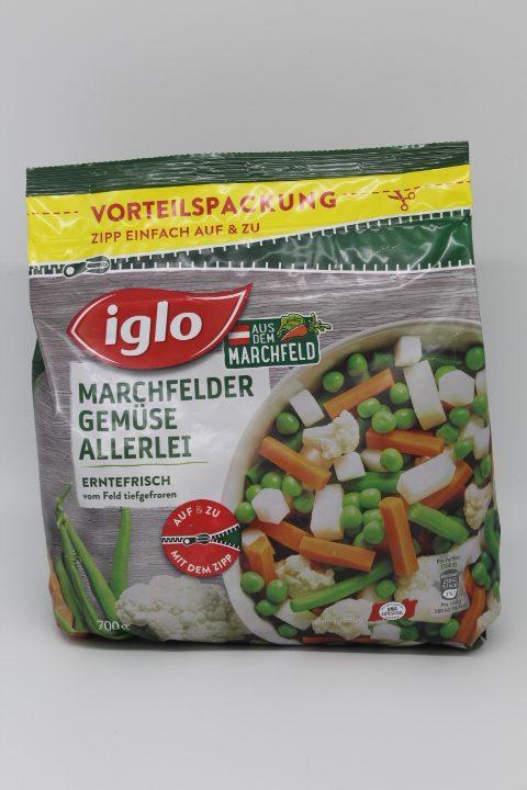 Iglo Gemüse Allerlei 1