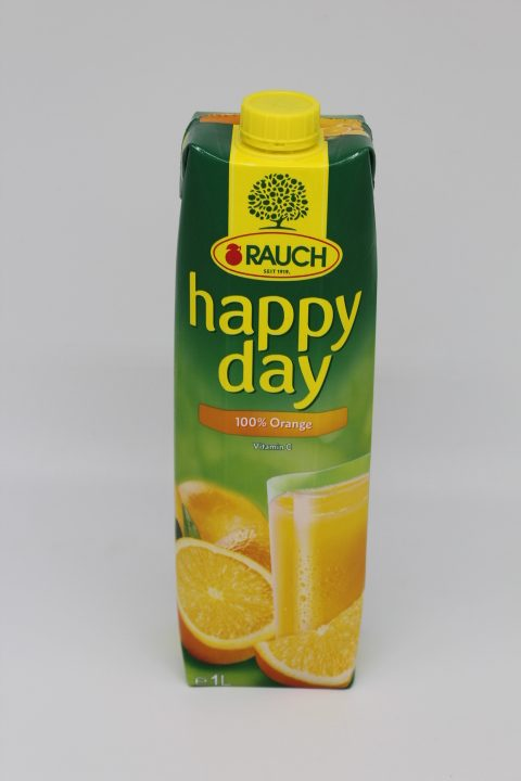 Happy Day Orangensaft 1l 1
