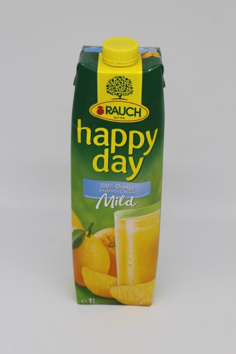 Happy Day Orangensaft mild 1l 1