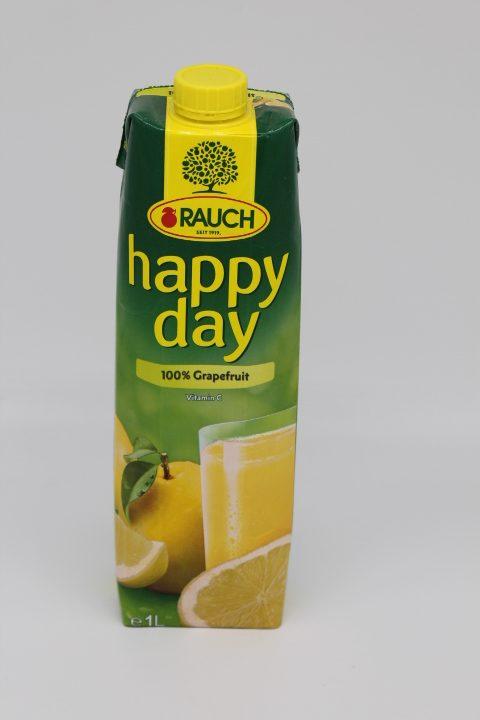 Happy Day Grapefruitsaft 1l 1