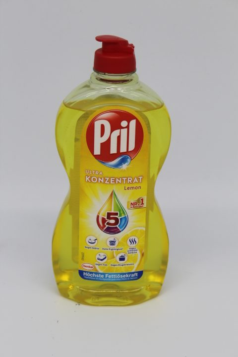 Pril Power Lemon 1