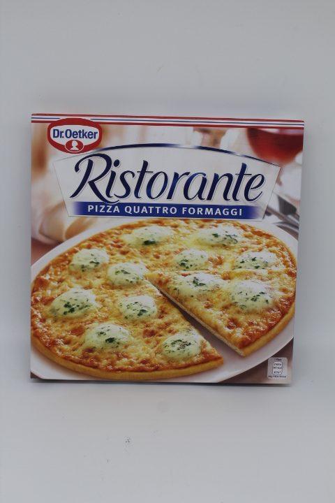Oetker Pizza Ristorante Quattro Formaggi 1