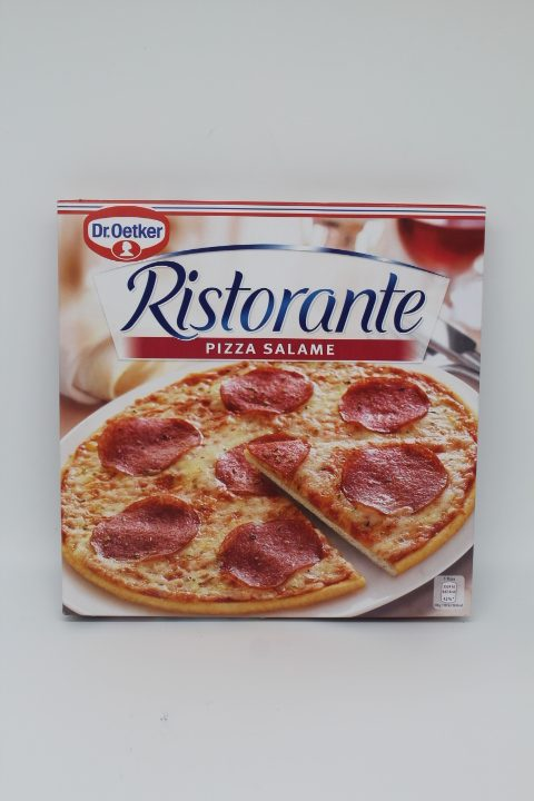 Oetker Pizza Ristorante Salami 1