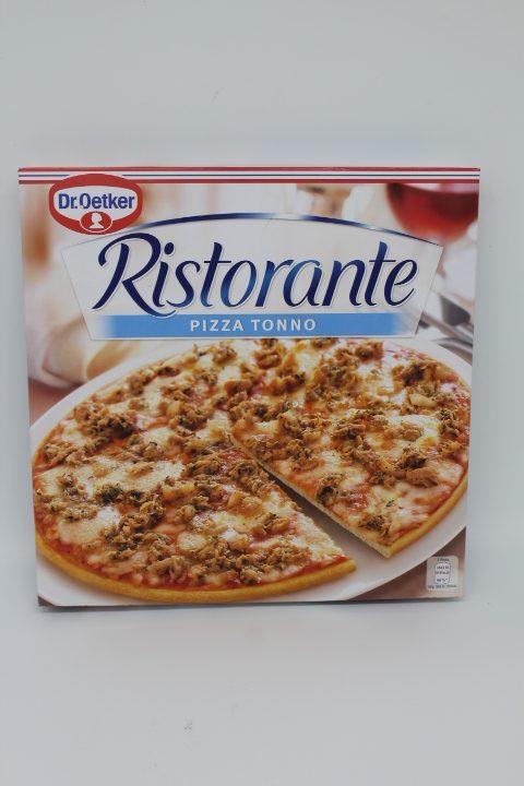 Oetker Pizza Ristorante Tonno 1