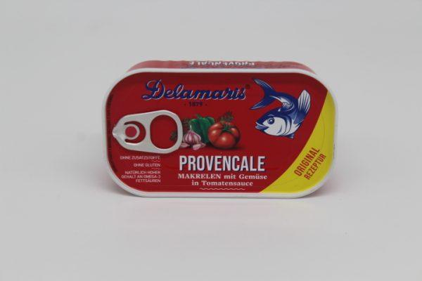 Delamaris Makrelen Provencale 1