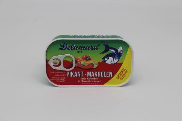 Delamaris Makrelen Pikant 1