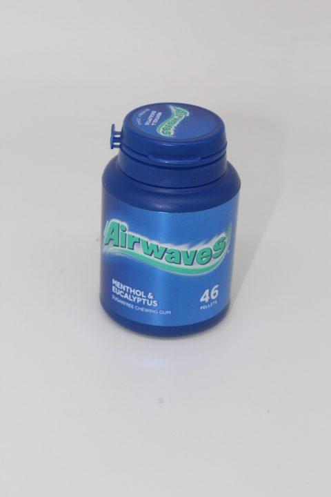 Airwaves Bottle Menthol&Eucalyptus 1