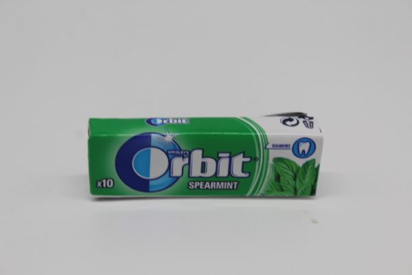Orbit Dragee Spearmint 1