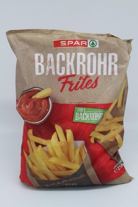 Spar Backrohr Frites 1