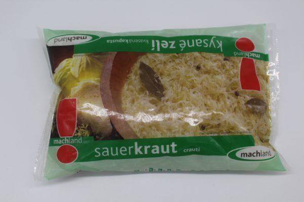 Sauerkraut Poly Machland 1