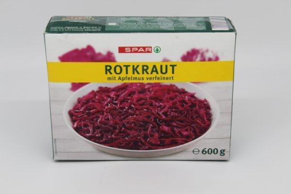Spar Rotkraut 1