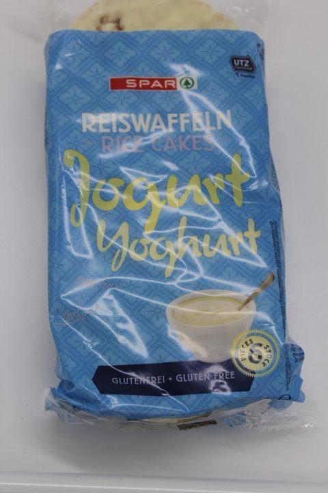 Spar Reiswaffeln Joghurt 100g 1