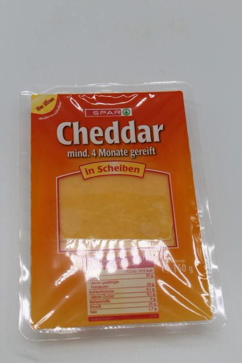 Spar Cheddar Scheiben 1