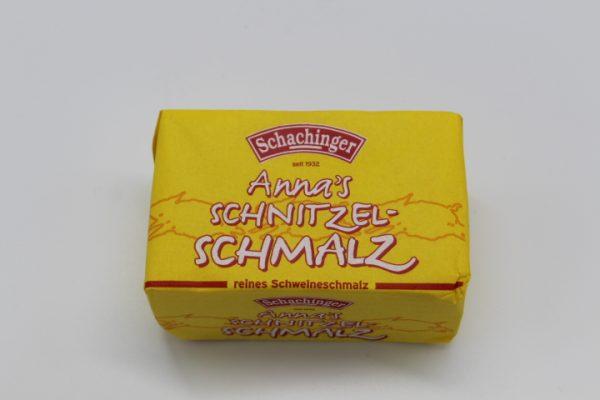 Annas Schnitzel Schmalz 1
