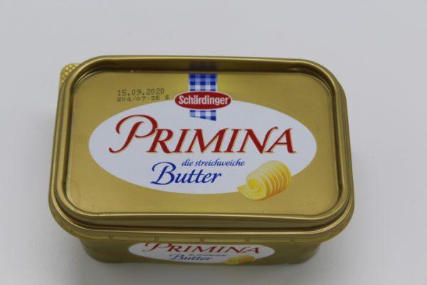 Schärdinger Primina Teebutter 1