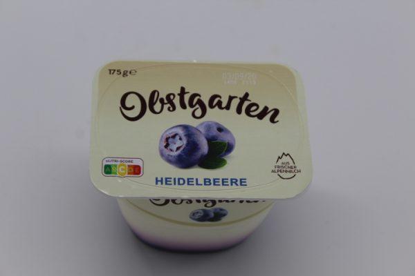 Danone Obstgarten Heidelbeere 1