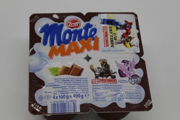 Zott Monte MAXI Schoko 1