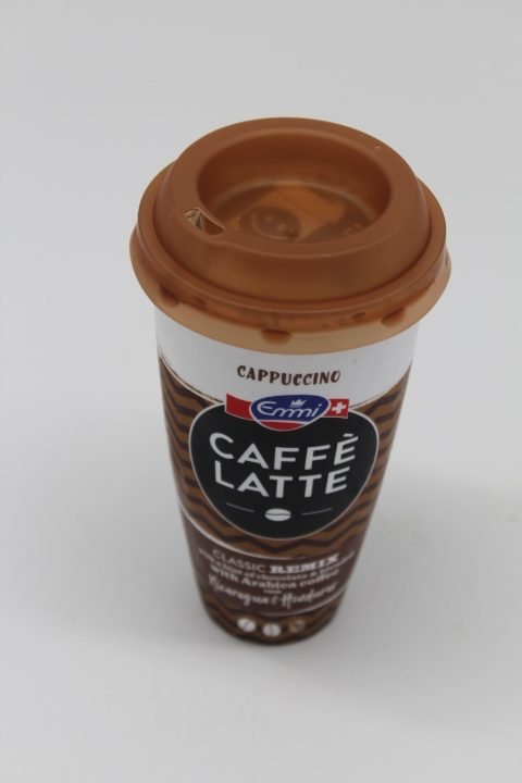 Emmi CaffeLatte Cappuccino 1