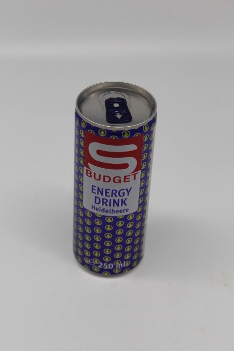 S-Budget Heidelbeere 0,25L 1