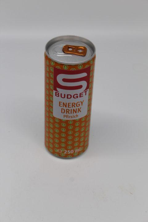 S-Budget Pfirsich 0,25L 1