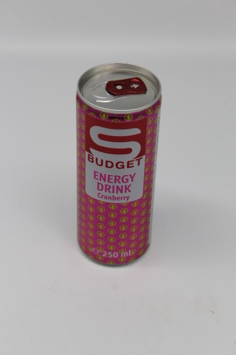 S-Budget Cranberry 0,25L 1