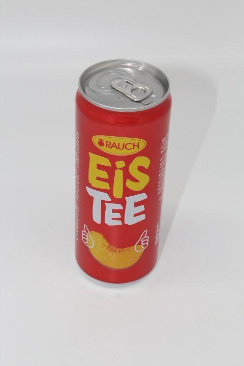 Rauch Eistee Pfirsich 0,33L 1