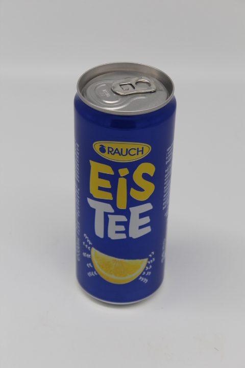Rauch Eistee Zitrone 0,33L 1