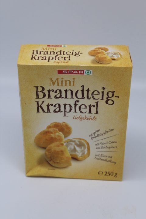 Spar Mini Brandteigkrapferl 1