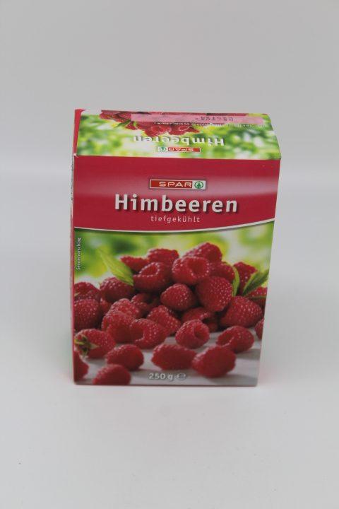 Spar Himbeeren 250g 1