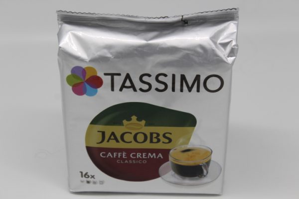 Tassimo Jacobs Crema Classic 1