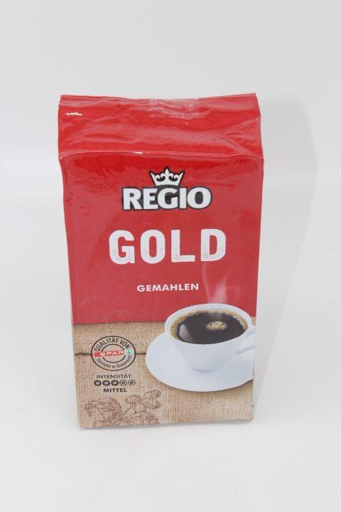 REGIO Kaffee Gold gemahlen 1