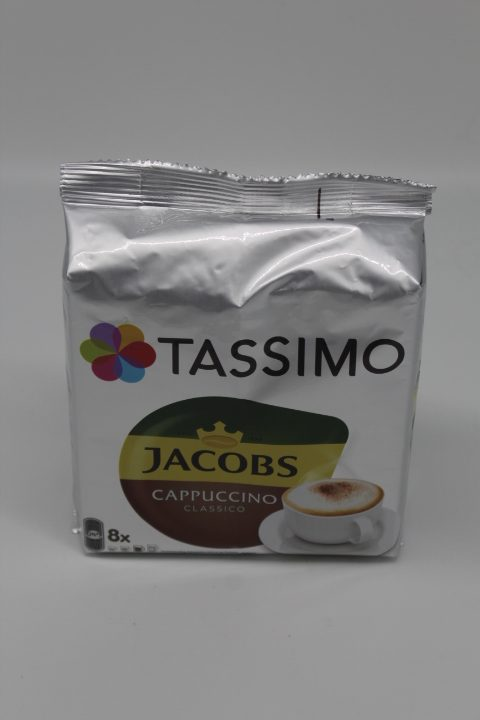 Tassimo Jacobs Cappuccino 1