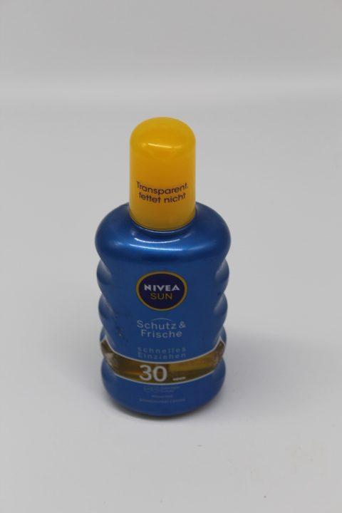 Nivea Sun Spray Frische LF30 1