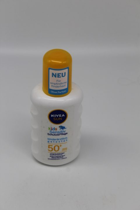 Nivea Sun Kinder Spray sens. LF50+ 1