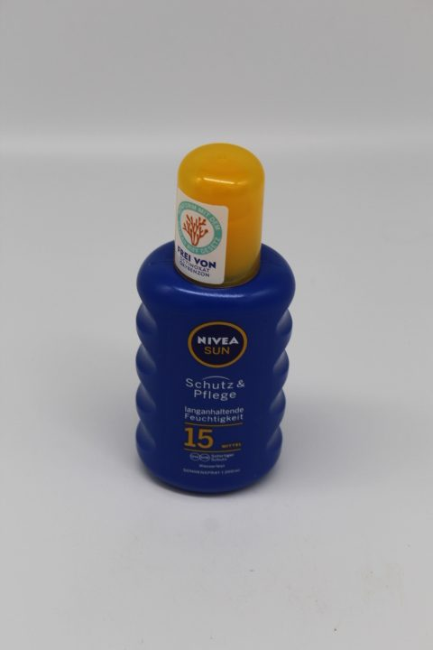 Nivea Sun Spray Pflege LF15 1