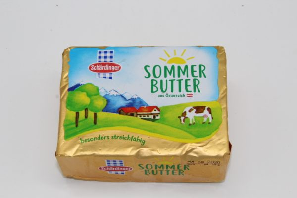 Schärdinger Sommerbutter 5 Packungen 1