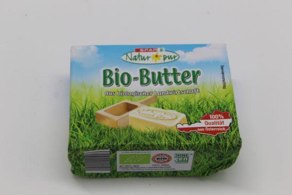 Spar Bio Butter 1