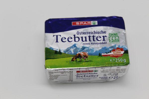 Spar Teebutter 1