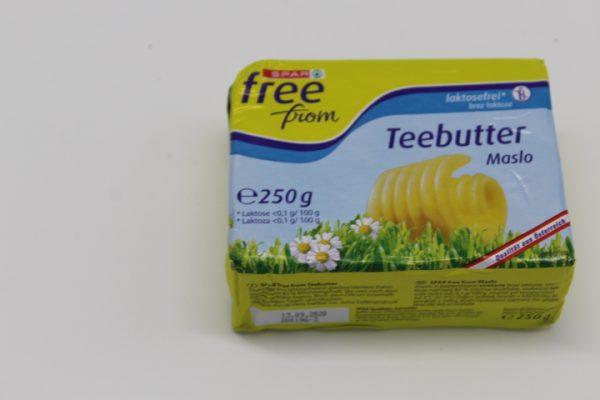 Spar Free Teebutter 82% 1