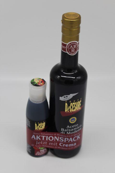 DeCesare Aceto Balsamico 0,5L 1