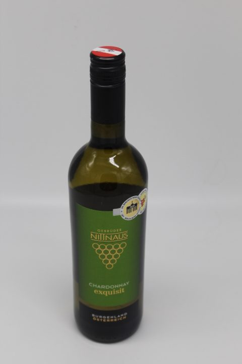 Nittnaus Exquisit Chardonnay 0,75L 1