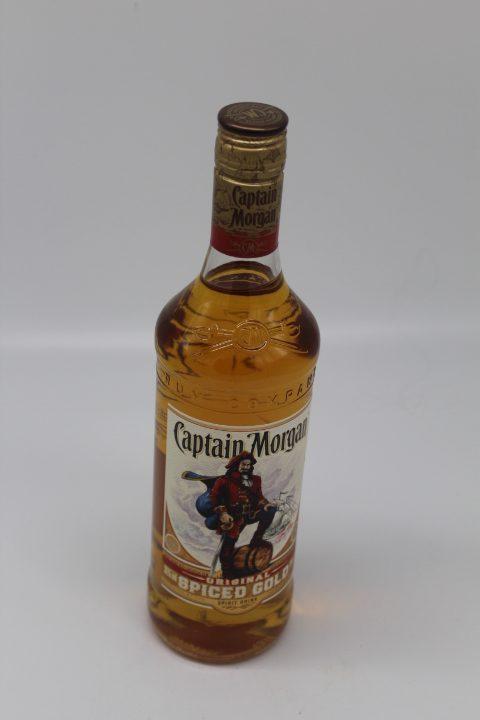 Captain Morgan Spiced Gold 0,7L 1