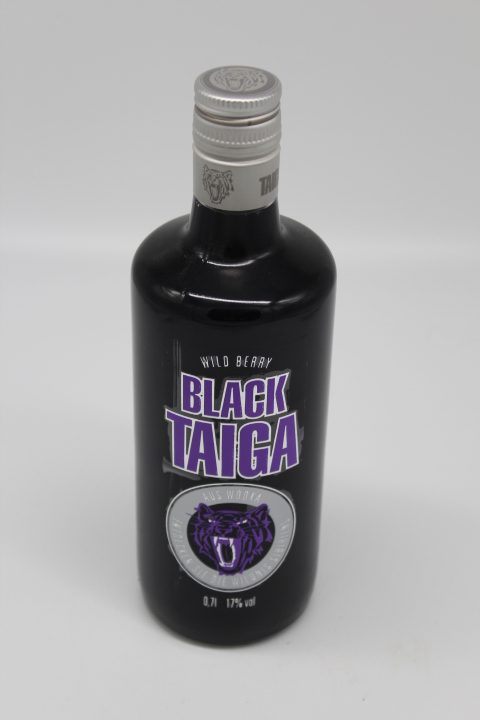 Taiga black Wildberry 1
